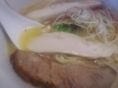 「【濃厚鶏そば】700円」@らーめん コッコの写真