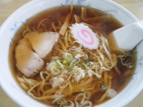「ラーメン500円」@まるいち食堂の写真