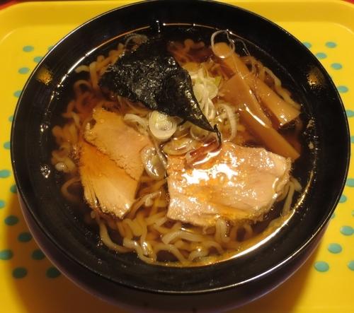 「青森煮干し中華そば 650円」@中華そば なり田の写真
