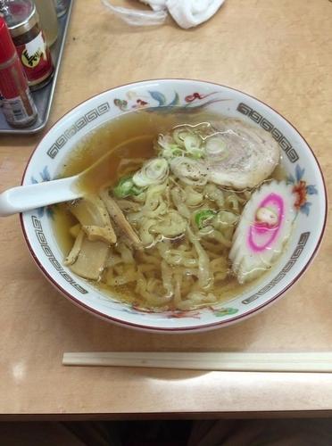 「ラーメン ¥600」@太七の写真