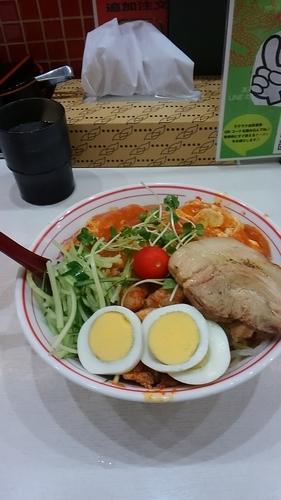 「蒙古涼麺+チャーシュー1枚 ¥990」@蒙古タンメン 中本 上板橋本店の写真