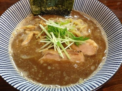 「中華そば ¥690」@麺屋 やま昇 住吉店の写真