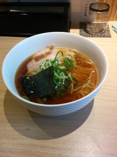 「醤油」@姫路麺哲の写真