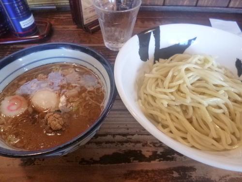 「味玉つけ麺」@麺屋 久兵衛の写真