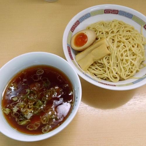 「つけ麺(中250g 900円)」@煮干鰮らーめん 圓の写真