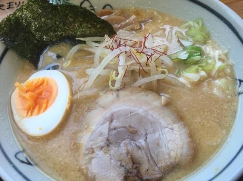 「はる味噌ラーメン」@さくら はる食堂の写真