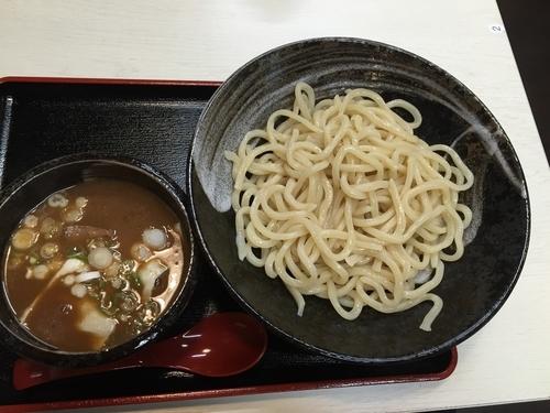 「濃厚つけ麺¥800」@濃厚豚骨らーめん つけ麺 馨の写真