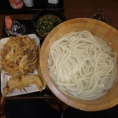 丸亀製麺 広島宇品店の写真