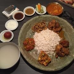 ネパール民族料理 アーガンの写真