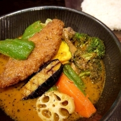 Soup Curry lavi エスタ店の写真