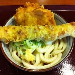 楽釜製麺所 信濃町駅前直売店の写真