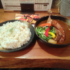 Soup Curry SAMURAI. さくら店の写真