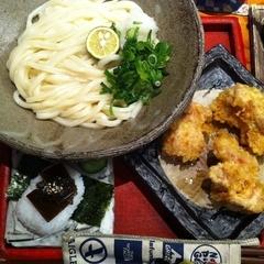 自家製麺うどん甘味処 おにかまの写真