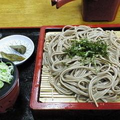 薮川そば食堂の写真