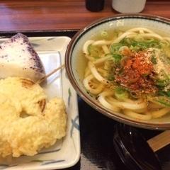 讃岐製麺 麦まる 天王洲 スフィアタワー店の写真