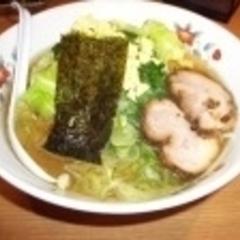 富山ラーメン 麺家いろは ラーメン甲子園店の写真