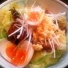 つけ麺 油めん 大地 花小金井店の写真