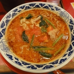 九州らーめん 亀王 西中島店の写真
