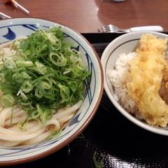 丸亀製麺 春日部緑町店の写真
