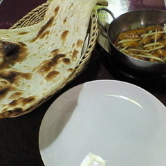 インドパーク料理 カラチの空の写真