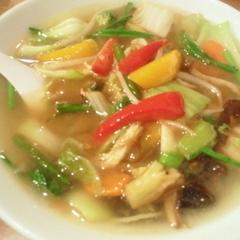 中華菜館 賑輪園の写真