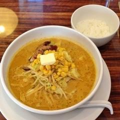 スープ咖喱&カレーラーメン 天馬 札幌厚別店の写真