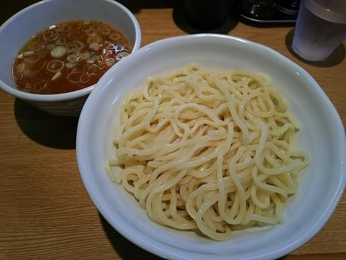 「つけ麺 (大盛り)」@つけ麺 わいちの写真