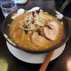 清水らー麺 風来の写真