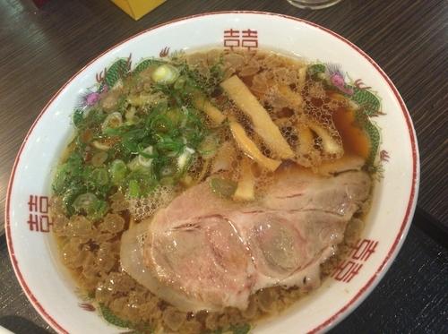 「尾道ラーメン」@福山サービスエリア(下り)の写真