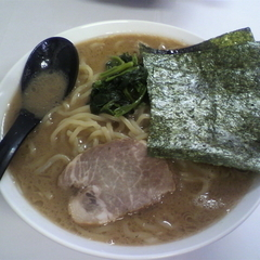 横浜ラーメン 絆家の写真
