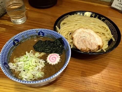 「つけ麺・並」@中華蕎麦うゑずの写真