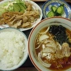 川西食堂の写真