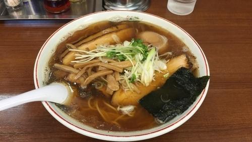 「チャーシュー麺(煮卵)」@麺 こむさしの写真