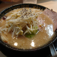 ラーメン食堂 神豚 大東店の写真
