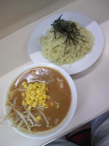 「冷やし味噌つけ麺(季節物)630円」@ラーメン 点心の写真