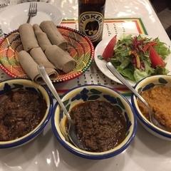 QueenSheba Ethiopian Restaurantの写真
