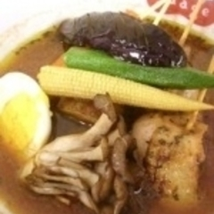 soup curry Suage + 本店の写真