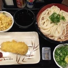 丸亀製麺 川崎ソリッドスクエア店の写真