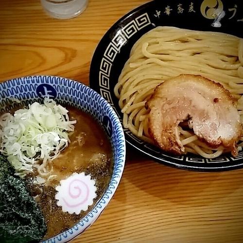 「つけ麺(小)780円」@中華蕎麦うゑずの写真