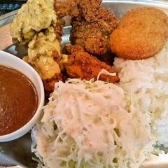 香辛飯屋 水戸南店の写真