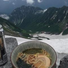 穂高岳山荘の写真