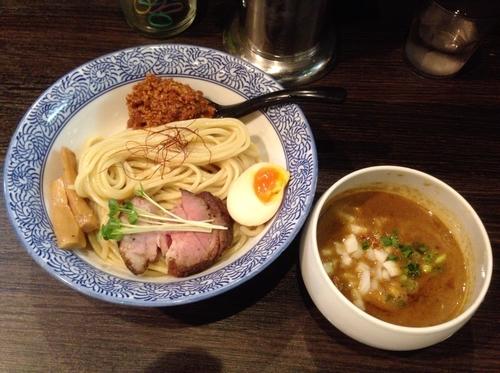 「カレーつけ麺」@麺処 ほん田 nijiの写真