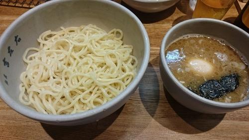 「つけ麺+味玉」@麺屋吉左右の写真