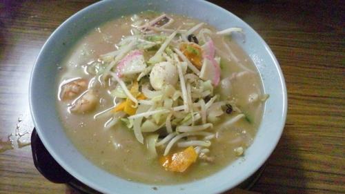 「ちゃんぽん麺」@あぐんちゃの写真
