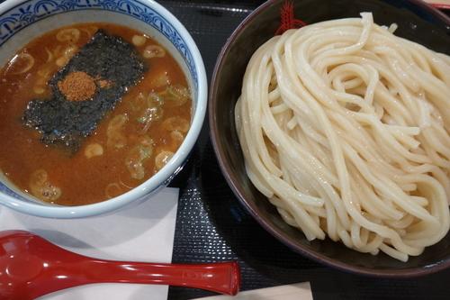 「つけ麺(大400g)730円」@つけ麺専門店 三田製麺所 セブンパークアリオ柏店の写真