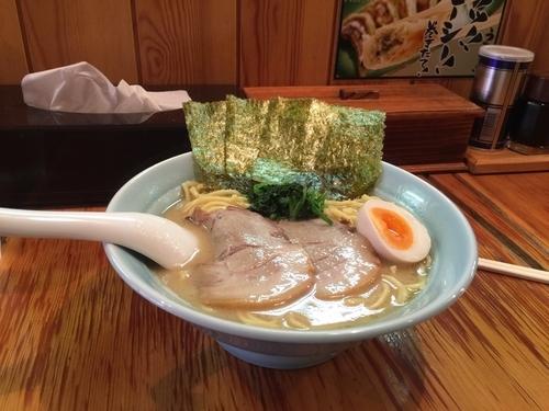 「ラーメン」@横濱家系ラーメン上野商店の写真