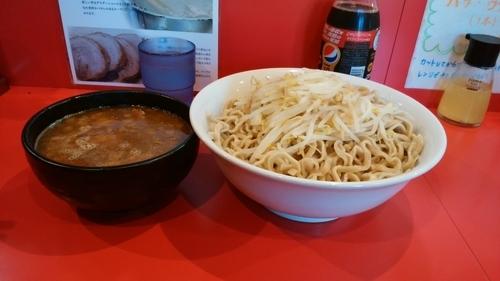 「つけ麺 600g そのまま」@麺屋 桐龍の写真