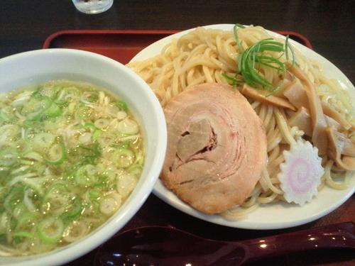「つけ麺大盛 750円」@三ツ山製麺工場 ラーメン事業部の写真