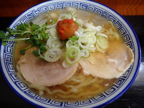 「【期間限定】冷やしラーメン」@ウリナム食堂の写真