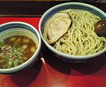 「味玉つけ麺 850円」@麺屋あらき 竈の番人の写真